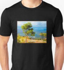 Nature is Heaven Unisex T-Shirt
