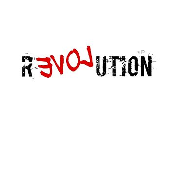 Revolution | Love by NobleImages