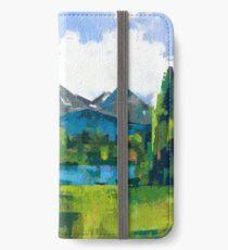 Teton iPhone Wallet/Case/Skin