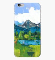 Teton iPhone Case