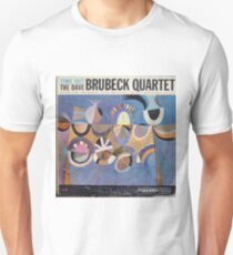 Time Out, Dave Brubeck Quartet, Original Mono cover Unisex T-Shirt