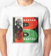 Bartok Plays Bartok Unisex T-Shirt
