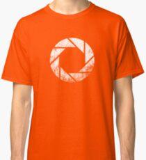 Aperture Laboratories - Distressed Classic T-Shirt