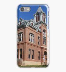 powhatan courthouse iPhone Case/Skin