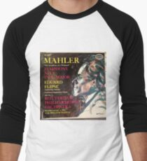 Mahler Men's Baseball ¾ T-Shirt