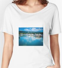 Port Douglas Marina Women's Relaxed Fit T-Shirt