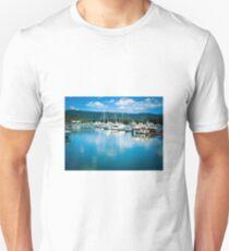 Port Douglas Marina Unisex T-Shirt
