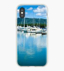 Port Douglas Marina iPhone Case