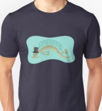 A-top-hat-dentatus Unisex T-Shirt
