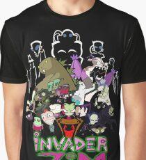 Team Zim Graphic T-Shirt