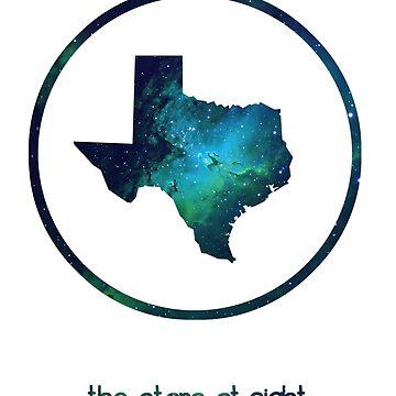 The Stars at Night - Deep in the Heart of Texas by sambambina