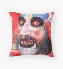 Don't You like Clowns?  Throw Pillow