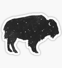 Mystic Buffalo Sticker