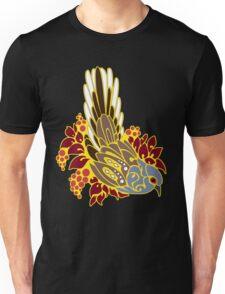 Diamond dove bird tribal tattoo  Unisex T-Shirt