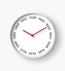 Binäruhr Uhr