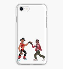 Turbo n ozone iPhone Case/Skin