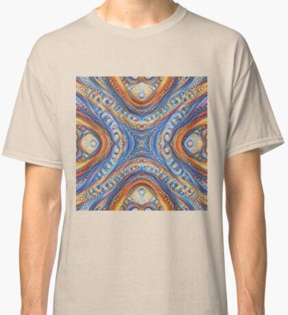 Demicircles #DeepDream Classic T-Shirt
