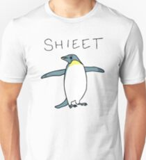 Shieet Penguin T-Shirt
