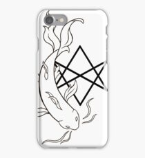 Star fell in love with a catfish... iPhone Case/Skin