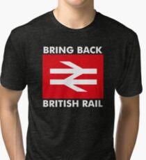 Bring Back British Rail Tri-blend T-Shirt