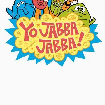 Yo, Jabba! by cmaghintay