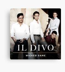 Il Divo - Wicked Game Canvas Print