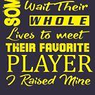 «Algunas personas esperan toda su vida para conocer a su jugador favorito» de nasa8x