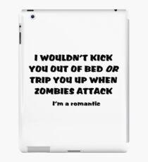 Zombie Bedroom Romance iPad Case/Skin