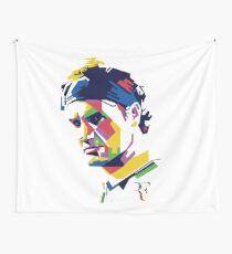 Tela decorativa Arte de Roger Federer