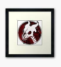 Dragonborn Cleric (Dead) Framed Print
