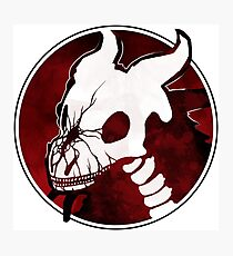 Dragonborn Cleric (Dead) Photographic Print