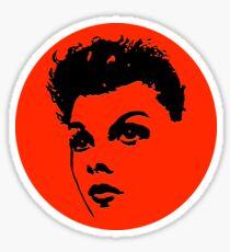 Judy Live At Carnagie Hall Sticker