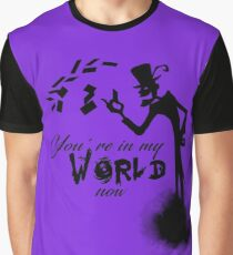 My world Graphic T-Shirt