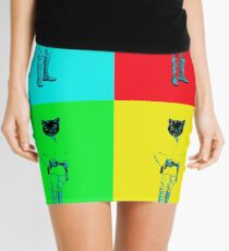 catwalker Mini Skirt