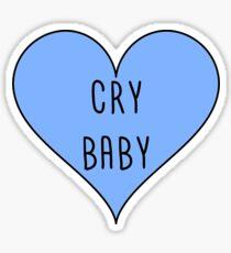 Pegatina Cry Baby
