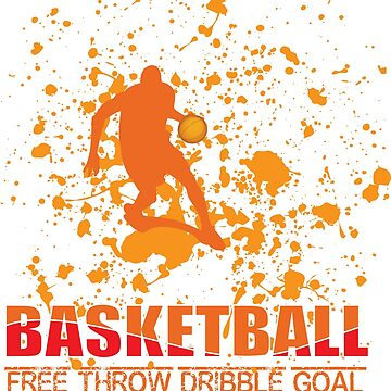 Basketball Free Throw Dribble Goal by nasa8x