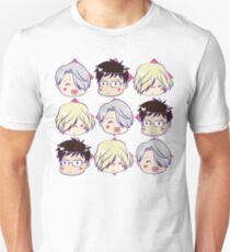 Yuri on ice - MIX Unisex T-Shirt