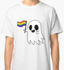 Gay Pride Geist Classic T-Shirt