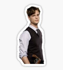 matthew gray gubler Spencer Reid Sticker