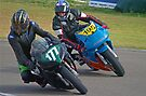 Townsville TT 2013 - Bikes 177 & 195 by Paul Gilbert