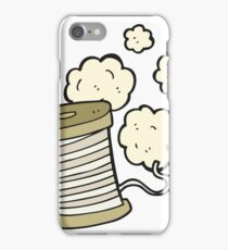 cartoon yarn iPhone Case/Skin