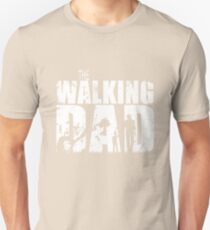 The Walking Dad Cool TV Shower Fans Design T-Shirt