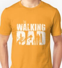 The Walking Dad Cool TV Shower Fans Design Unisex T-Shirt