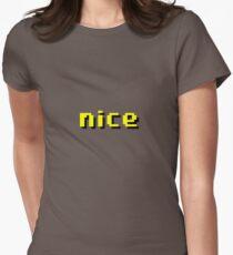 """Runescape """"nice""""  T-Shirt"""