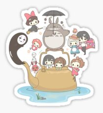 Ghibli Collection Sticker