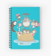 Ghibli Collection Spiral Notebook
