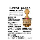 Gourd-pedia What's a Gourd Phone Case by Subwaysign
