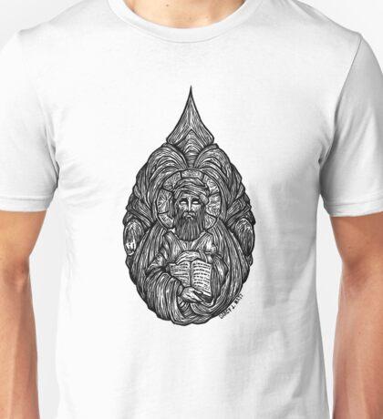 """""""Tertullian"""" Woodcut T-Shirt"""