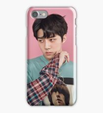 EXO Lucky Sehun iPhone Case/Skin