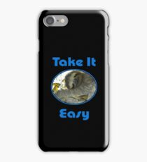 Funny Sloth iPhone Case/Skin